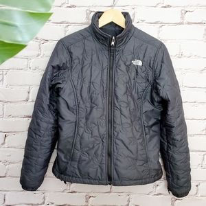The North Face Lily Jacket Charcoal Medium